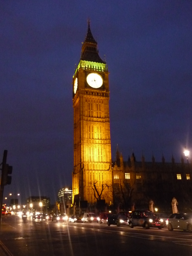 Mes photos de Londres