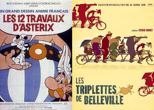 Chronologie Des Films D Animation Francais